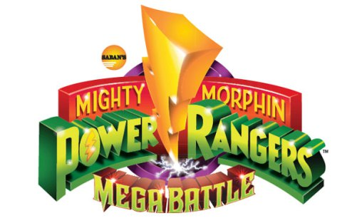 Mighty Morphin Power Ranger: Side Scroll Game!